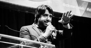 Jian Ghomeshi, pictured here on May 8, 2014